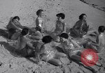 Image of sun bathing Del Monte California USA, 1936, second 43 stock footage video 65675041305