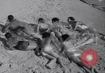 Image of sun bathing Del Monte California USA, 1936, second 45 stock footage video 65675041305
