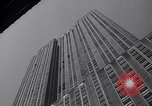 Image of Empire State Building New York City USA, 1936, second 49 stock footage video 65675041308