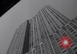 Image of Empire State Building New York City USA, 1936, second 50 stock footage video 65675041308
