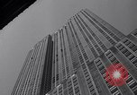 Image of Empire State Building New York City USA, 1936, second 51 stock footage video 65675041308