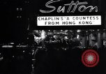 Image of premiere of movie 'A Countess From Hong Kong' directed by Charlie Chap New York United States USA, 1967, second 6 stock footage video 65675041324