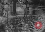 Image of Heavy rains West Bengal India, 1967, second 6 stock footage video 65675041329