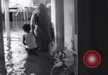 Image of Heavy rains West Bengal India, 1967, second 32 stock footage video 65675041329