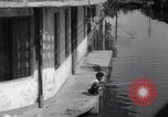 Image of Heavy rains West Bengal India, 1967, second 53 stock footage video 65675041329