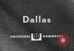 Image of Curtis Coke Dallas Texas USA, 1967, second 3 stock footage video 65675041332