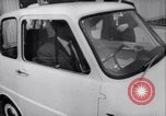 Image of automobile Detroit Michigan USA, 1967, second 7 stock footage video 65675041335