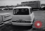 Image of automobile Detroit Michigan USA, 1967, second 22 stock footage video 65675041335