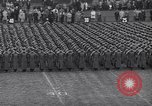 Image of Football match New York United States USA, 1945, second 19 stock footage video 65675041340