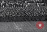 Image of Football match New York United States USA, 1945, second 20 stock footage video 65675041340
