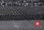 Image of Football match New York United States USA, 1945, second 22 stock footage video 65675041340