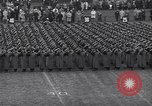 Image of Football match New York United States USA, 1945, second 24 stock footage video 65675041340