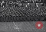 Image of Football match New York United States USA, 1945, second 25 stock footage video 65675041340