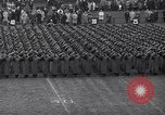 Image of Football match New York United States USA, 1945, second 26 stock footage video 65675041340