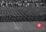 Image of Football match New York United States USA, 1945, second 27 stock footage video 65675041340