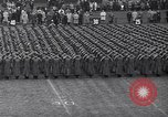 Image of Football match New York United States USA, 1945, second 28 stock footage video 65675041340
