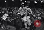 Image of Football match New York United States USA, 1945, second 30 stock footage video 65675041340