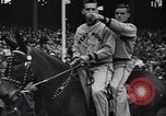 Image of Football match New York United States USA, 1945, second 31 stock footage video 65675041340