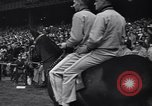 Image of Football match New York United States USA, 1945, second 34 stock footage video 65675041340