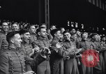 Image of Football match New York United States USA, 1945, second 36 stock footage video 65675041340