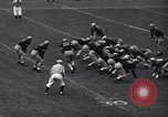 Image of Football match New York United States USA, 1945, second 38 stock footage video 65675041340