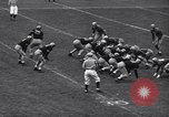 Image of Football match New York United States USA, 1945, second 39 stock footage video 65675041340