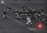 Image of Football match New York United States USA, 1945, second 40 stock footage video 65675041340