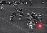 Image of Football match New York United States USA, 1945, second 41 stock footage video 65675041340