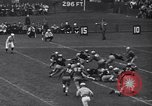 Image of Football match New York United States USA, 1945, second 42 stock footage video 65675041340