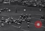 Image of Football match New York United States USA, 1945, second 43 stock footage video 65675041340