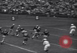 Image of Football match New York United States USA, 1945, second 44 stock footage video 65675041340