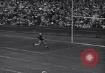 Image of Football match New York United States USA, 1945, second 46 stock footage video 65675041340