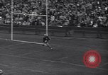 Image of Football match New York United States USA, 1945, second 47 stock footage video 65675041340