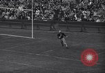 Image of Football match New York United States USA, 1945, second 48 stock footage video 65675041340