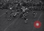 Image of Football match New York United States USA, 1945, second 53 stock footage video 65675041340