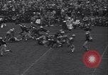 Image of Football match New York United States USA, 1945, second 55 stock footage video 65675041340