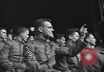 Image of Football match New York United States USA, 1945, second 60 stock footage video 65675041340