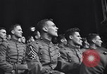 Image of Football match New York United States USA, 1945, second 61 stock footage video 65675041340