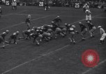 Image of Football match New York United States USA, 1945, second 62 stock footage video 65675041340