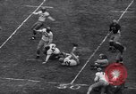 Image of Football match Baltimore Maryland USA, 1945, second 24 stock footage video 65675041341
