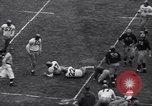 Image of Football match Baltimore Maryland USA, 1945, second 25 stock footage video 65675041341