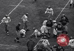 Image of Football match Baltimore Maryland USA, 1945, second 27 stock footage video 65675041341