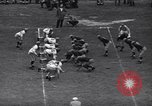 Image of Football match Baltimore Maryland USA, 1945, second 28 stock footage video 65675041341