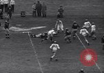 Image of Football match Baltimore Maryland USA, 1945, second 36 stock footage video 65675041341