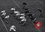 Image of Football match Baltimore Maryland USA, 1945, second 37 stock footage video 65675041341
