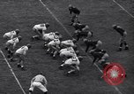 Image of Football match Baltimore Maryland USA, 1945, second 38 stock footage video 65675041341