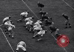 Image of Football match Baltimore Maryland USA, 1945, second 39 stock footage video 65675041341