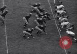 Image of Football match Baltimore Maryland USA, 1945, second 52 stock footage video 65675041341