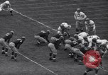 Image of Football match Baltimore Maryland USA, 1945, second 62 stock footage video 65675041341