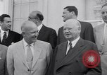Image of President Eisenhower Washington DC USA, 1953, second 18 stock footage video 65675041355